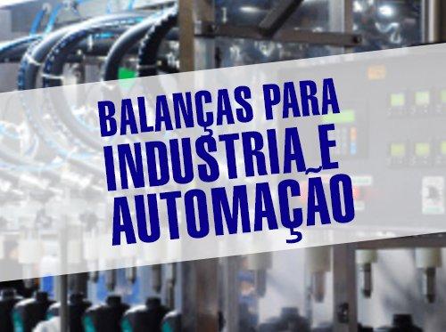 Balanças Industriais, Capacidades de 30 kg a 5.000 kg …