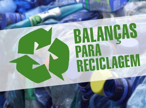 Balanças p/ Reciclagens e Sucatas …